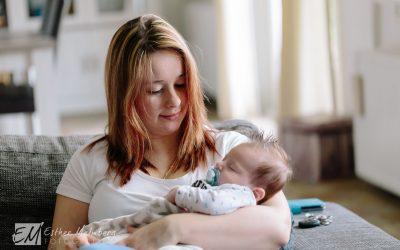 Baby lifestyle reportage: een workshop volgen om te groeien