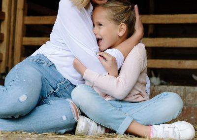 Kinderfotograaf Zoetermeer Gouda foto vol plezier