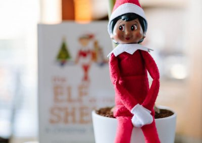 Elf On The Shelf Nummer Echt